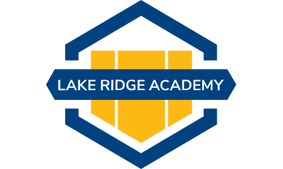 The Lake Ridge Academy Logo